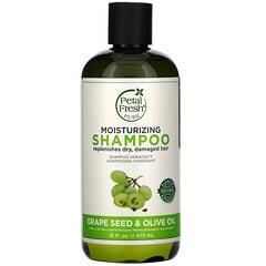 Petal Fresh, 保濕洗髮水,葡萄籽橄欖油配方,16 液量盎司(475 毫升)