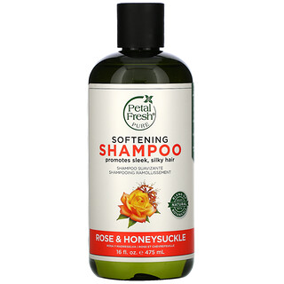 Petal Fresh, Softening Shampoo, Rose & Honeysuckle, 16 fl oz (475 ml)