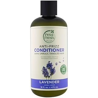 Petal Fresh, Pure, Anti-Frizz Conditioner, Lavender, 16 fl oz (475 ml)