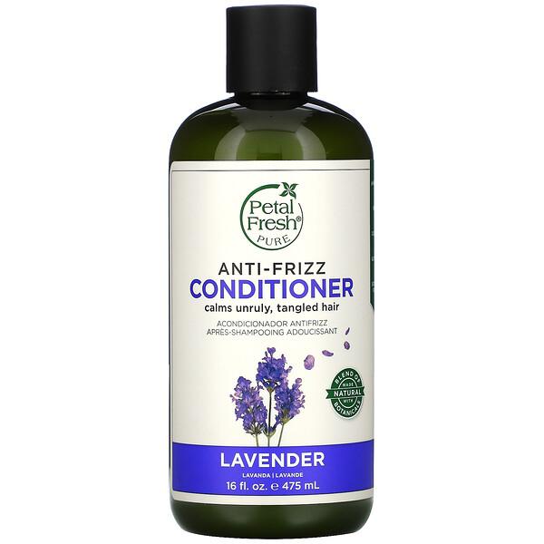 Anti-Frizz Conditioner, Lavender, 16 fl oz (475 ml)