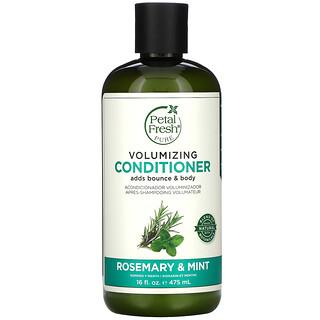 Petal Fresh, Volumizing Conditioner, Rosemary & Mint, 16 fl oz (475 ml)
