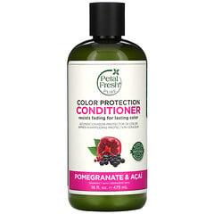 Petal Fresh, 護色護髮素,石榴和巴西莓,16 液量盎司(475 毫升)