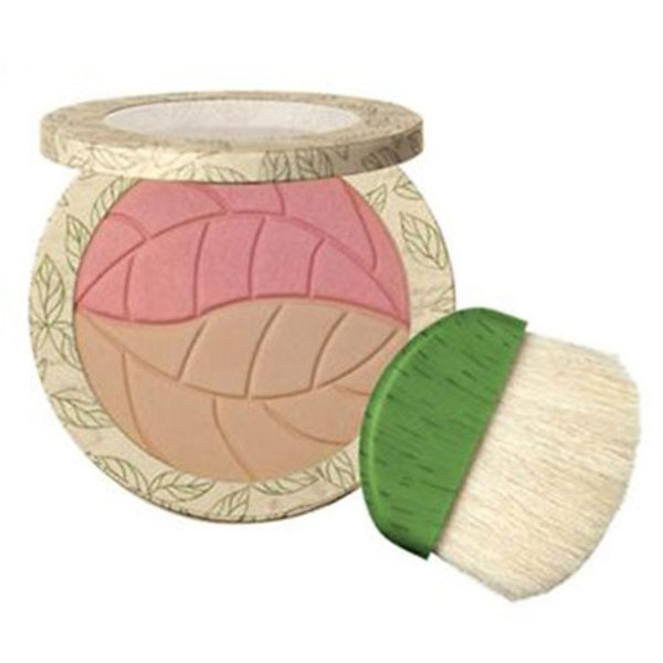 Physicians Formula, Organic Wear, 2-in-1 Bronzer & Blush, Light Bronzer/Pink Rose, 0.4 oz (11.5 g) (Discontinued Item)