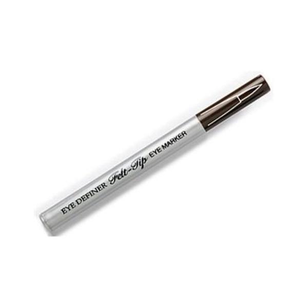 Physician's Formula, Inc., Eye Definer, Felt-Tip Eye Marker, Dark Brown, .028 oz (0.8 g) (Discontinued Item)