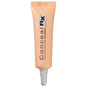Physician's Formula, Inc., Conceal RX, консилер с терапевтическим эффектом, натуральный светлый оттенок, 0,49 унций (14 г)