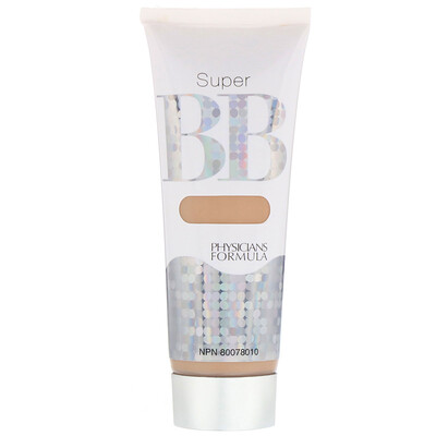Купить Physicians Formula Super BB, All-in-1 Beauty Balm Cream, SPF 30, Light, 1.2 fl oz (35 ml)