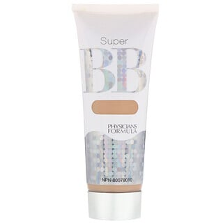 Physicians Formula, Super BB All-in-1 Beauty Balm Cream, Light, SPF 30, 1.2 fl oz (35 ml)