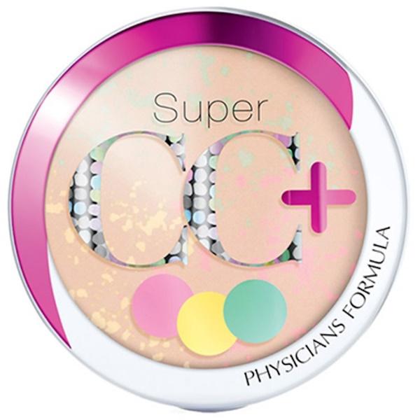 Physicians Formula, Super CC+, Color-Correction + Care, CC+ Powder, SPF 30, Light, 0.3 oz (8.5 g) (Discontinued Item)