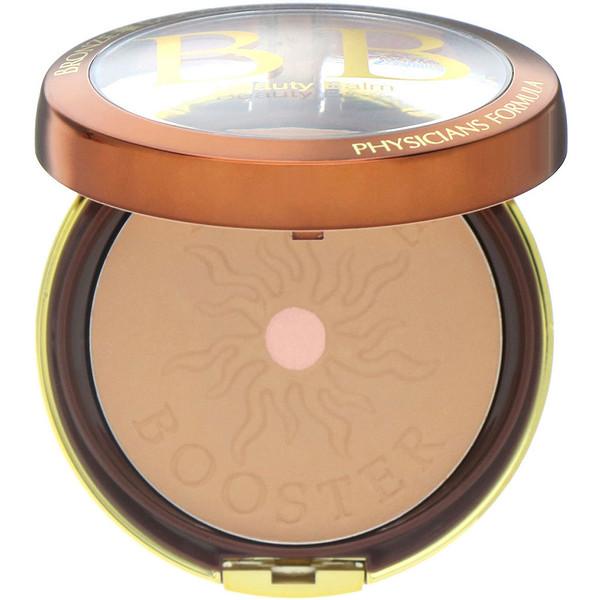 Physicians Formula, Bronze Booster, Glow-Boosting Beauty Balm BB Bronzer, SPF 20, Light to Medium, 0.3 oz (9 g) (Discontinued Item)