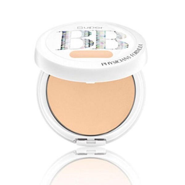 Physicians Formula, Super BB, All-in-1 Beauty Balm Compact Cream, Light/Medium, SPF 30, 0.28 oz (8 g) (Discontinued Item)
