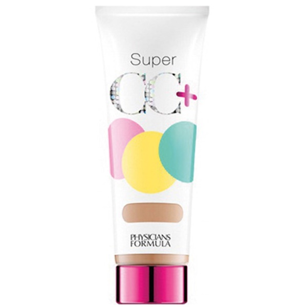 Physician's Formula, Inc., Super CC+, Color-Correction + Care, CC+ Cream, SPF 30, Light, 1.2 fl oz (35 ml)