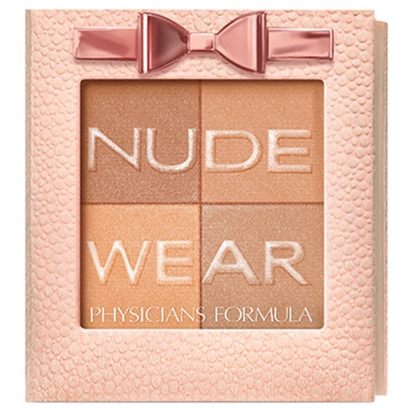 Physicians Formula, Nude Wear, Glowing Nude Bronzer, 0.24 oz (7 g) (Discontinued Item)