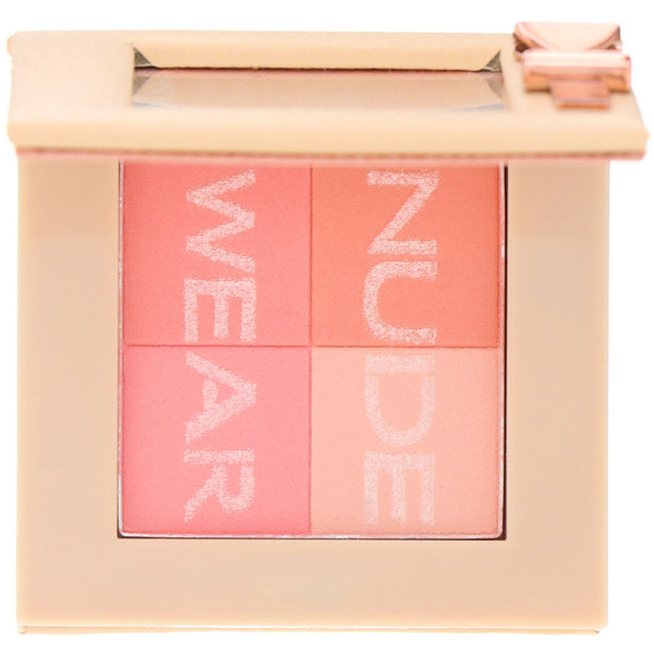 Physicians Formula, Nude Wear, Glowing Nude Blush, Natural, 0.17 oz (5 g)