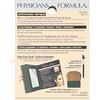 Physicians Formula, シマースリップス、オールインワンカスタムヌードパレット、顔・目用、ナチュラルヌード, 0.26 oz (7.5 g)