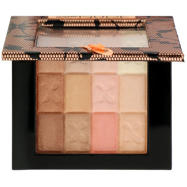 Shimmer Strips, All-in-1 Custom Paleta Nude, Nude quente, 0.26 oz (7.5 g)
