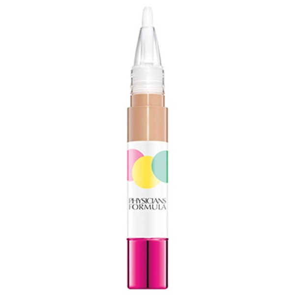 Physicians Formula, Super CC+, Color-Correction + Care, CC+ Concealer, SPF 30, Light/Medium, 0.14 oz (4 g) (Discontinued Item)