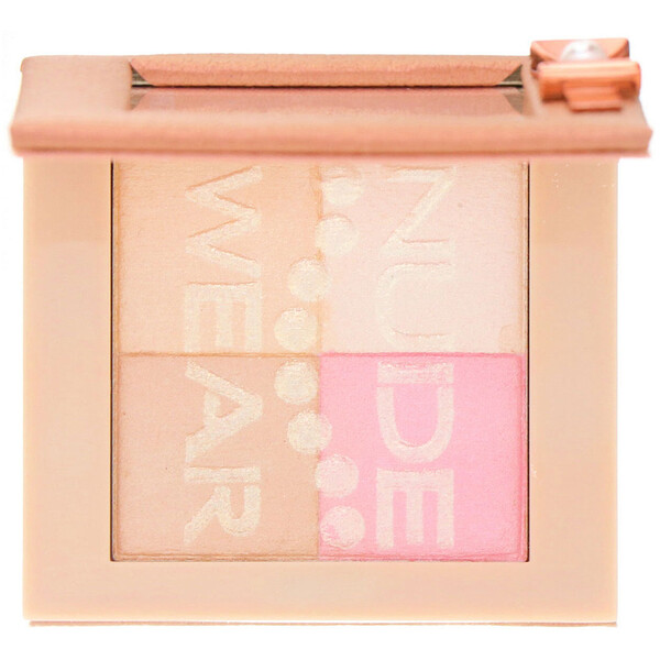 Physicians Formula, Nude Wear, Touch of Glow Palette, Light, 0.24 oz (7 g)