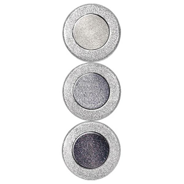 Physicians Formula, Shimmer Strips, Gel Cream Shadow & Liner Trio, Smoky Eyes, 0.17 oz (4.8 g) (Discontinued Item)
