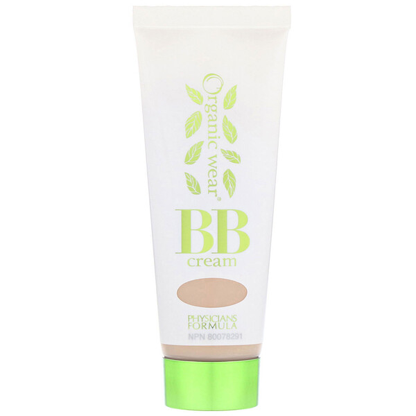 Organic Wear, BB All-in-1 Beauty Balm Cream, SPF 20, Light/Medium, 1.2 fl oz (35 ml)