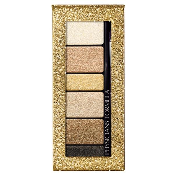 Physicians Formula, Shimmer Strips, Custom Eye Enhancing Shadow & Liner, Disco Glam, Gold Nude, 0.12 oz (3.4 g) (Discontinued Item)