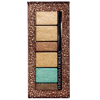Physician's Formula, Inc., Shimmer Strips Custom Eye Enhancing Extreme Shimmer Shadow & Liner Disco Glam, Bronze Nude, 12 oz (3.4 g)