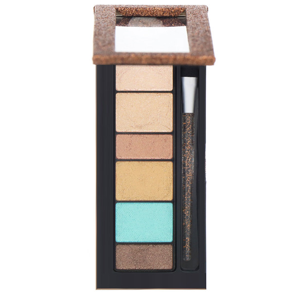 Shimmer Strips Custom Eye Enhancing Extreme Shimmer Shadow & Liner, Bronze Nude, 0.12 oz (3.4 g)