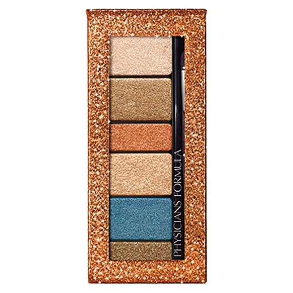Physician's Formula, Inc., Shimmer Strips Custom Eye Enhancing Extreme Shimmer Shadow & Liner Disco Glam, Copper Nude, 12 oz (3.4 g)
