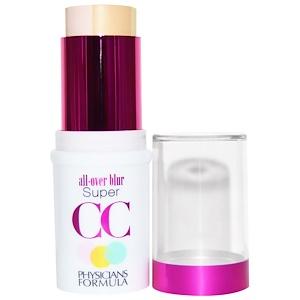 Физишэнс Формула Инк, Super CC Color-Correction + Care All-Over Blur Primer Stick SPF 30, Light , 0.47 (13.5 g) отзывы