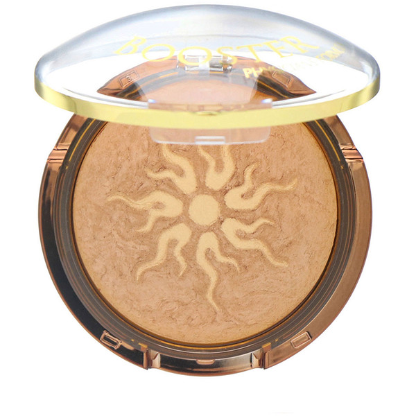 Physicians Formula, Bronze Booster, Glow-Boosting Baked Bronzer, Light to Medium, 0.24 oz (7 g) (Discontinued Item)