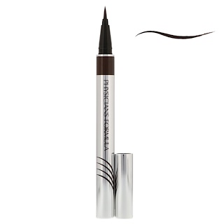 Physician's Formula, Inc., Eye Booster, Ultra Fine Liquid Eyeliner with Lash Conditioning Serum, Deep Brown, 0.016 fl oz (0.5 ml)