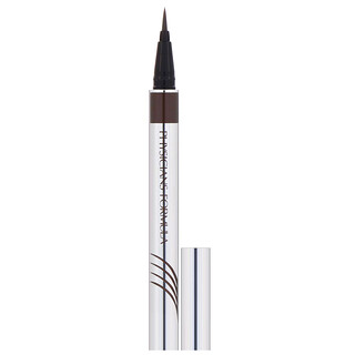 Physicians Formula, Eye Booster, Ultra Fine Liquid Eyeliner with Lash Conditioning Serum, Deep Brown, 0.016 fl oz (0.5 ml)