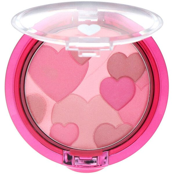 Happy Booster, Glow & Mood Boosting Blush, Rose, 0.24 oz (7 g)