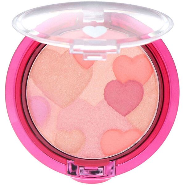 Happy Booster, Glow & Mood Boosting Blush, Natural, 0.24 oz (7 g)