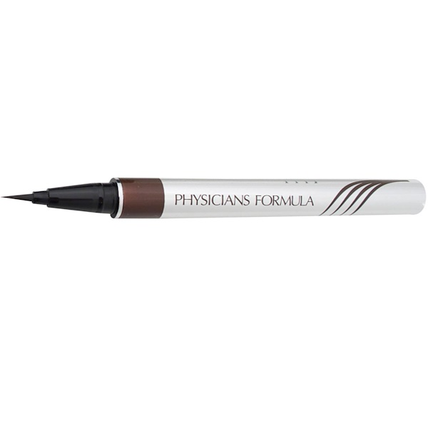 Physicians Formula, Eye Booster, 2-in-1 Lash Boosting Eyeliner + Serum, Deep Brown, .016 fl oz (0.5 ml) (Discontinued Item)