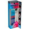 Physicians Formula, Shimmer Strips, Custom Eye Enhancing Shadow & Liner, Blue Eye Candy, 0.26 oz (7.5 g) (Discontinued Item)