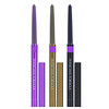 Physicians Formula, Shimmer Strips, Custom Eye Enhancing Eyeliner Trio, Brown Eyes, 0.03 oz (0.85 g)