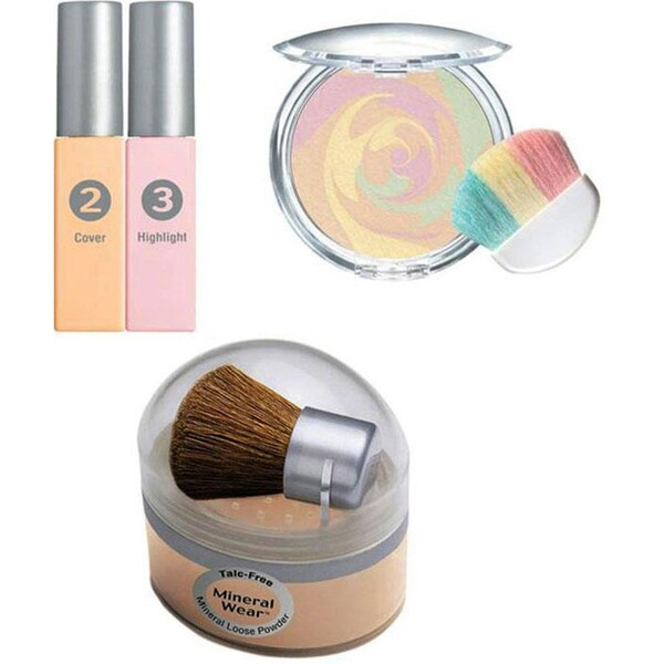 Physicians Formula, Mineral Wear, Correcting Kit, Medium