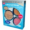 Physician's Formula, Inc., Mineral Wear, Flawless Airbrushing Kit, Medium Complexion, 3 Piece Kit (Discontinued Item)