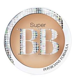 Physicians Formula, スーパー BB、 オールインワンビューティーバームパウダー、 ライト/ミディアム、 0.29オンス (8.3 g)