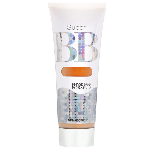 Physicians Formula, Super BB, All-in-1 Beauty Balm Cream, SPF 30, Light/Medium, 1.2 fl oz (35 ml) (Discontinued Item)