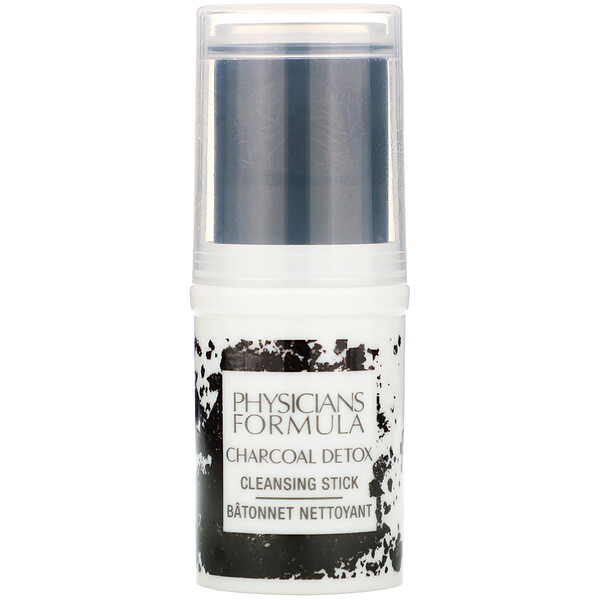 Physicians Formula, Charcoal Detox, Cleansing Stick, 0.55 oz (15.6 g) (Discontinued Item)