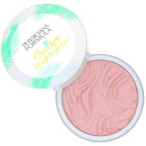 Физишэнс Формула Инк, Butter Highlighter, Cream to Powder Highlighter, Pink/Rose, 0.17 oz (5 g) отзывы покупателей