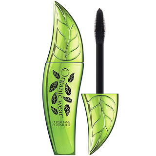 Physicians Formula, Organic Wear, Jumbo Lash Mascara, Bold Volume, Black, 0.26 oz (7.5 g)