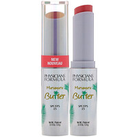 Murumuru Butter Lip Cream, SPF 15, Flamingo Pink, 0.12 oz (3.4 g) - фото