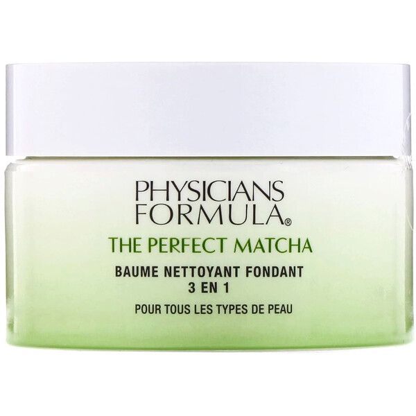 Physicians Formula, The Perfect Matcha, 3-in-1 Melting Cleansing Balm, 1.4 oz (40 g)