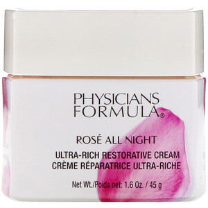 Physicians Formula, Rose All Night, Ultra-Rich Restorative Cream, 1.6 oz (45 g)