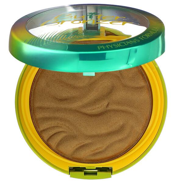 Murumuru Butter Bronzer, Brazilian Glow, 0.38 oz (11 g)