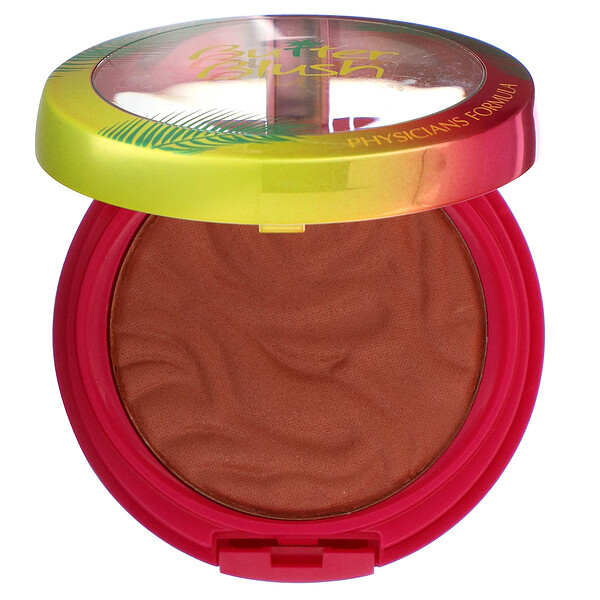 Murumuru Butter Blush, Copper Cabana,  0.26 oz (7.5 g)