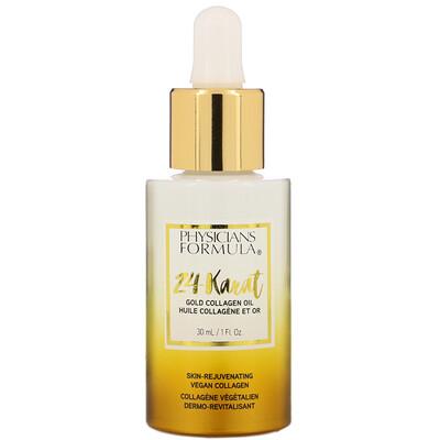 Купить Physicians Formula 24-Karat Gold Collagen Oil, 1 fl oz (30 ml)