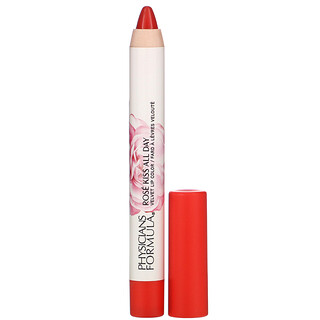 Physicians Formula, Rose Kiss All Day, Glossy Lip Color, Hot Lips,  0.15 oz (4.3 g)